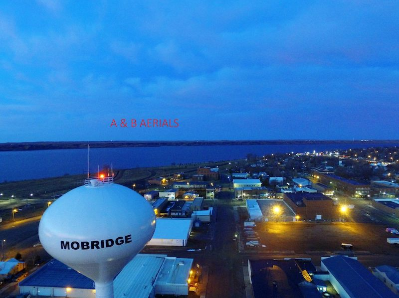 Aerial Picture of Mobridge